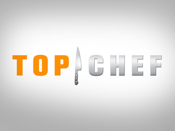 TOP CHEF -- Bravo Series -- Pictured: &quot;Top Chef&quot; Logo -- Bravo Photo