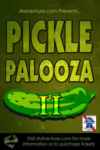 NYC Pickle Palooza 2013 @ Libation | New York | New York | United States